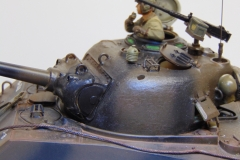sherman-axe5- turret close up