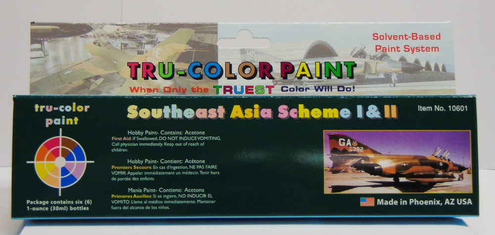 10601 Southeast Asia Camouflage Schemes